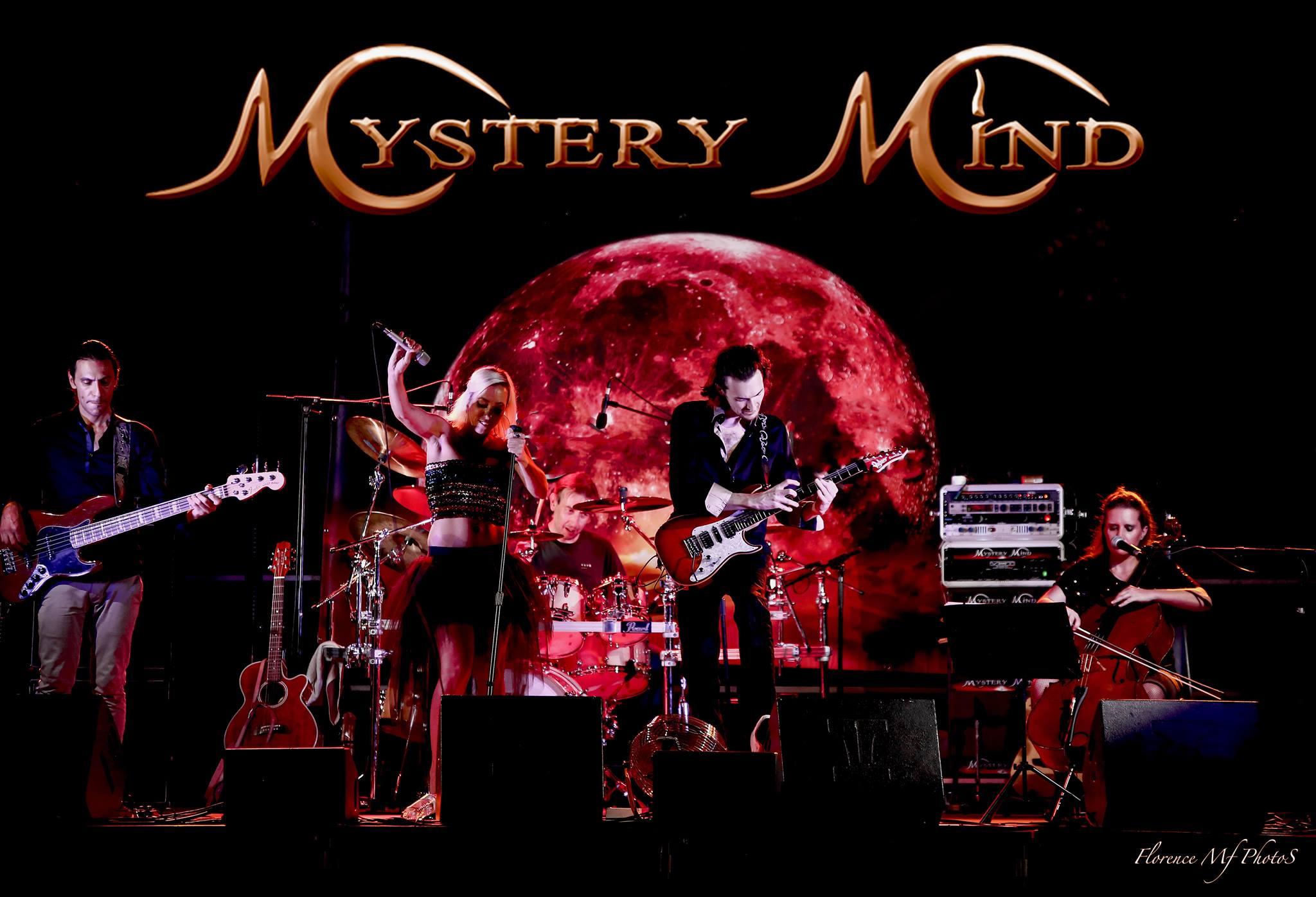 mystery mind - rock progressif mélodique français